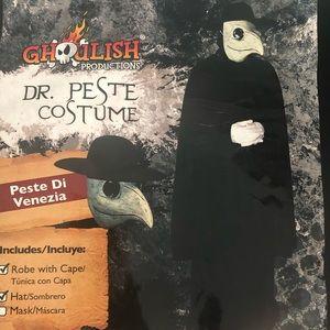 DR. PESTE COSTUME